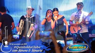 Foto Quintal da Clube com Simone & Simaria 147