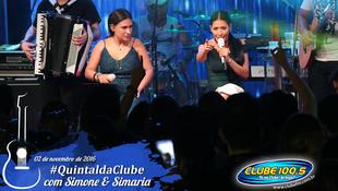 Foto Quintal da Clube com Simone & Simaria 149