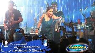 Foto Quintal da Clube com Simone & Simaria 152