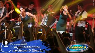 Foto Quintal da Clube com Simone & Simaria 153