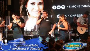 Foto Quintal da Clube com Simone & Simaria 159