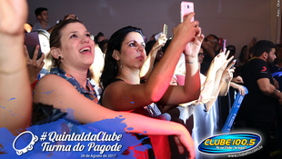 Foto Quintal da Clube com Turma do Pagode 4