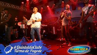 Foto Quintal da Clube com Turma do Pagode 6