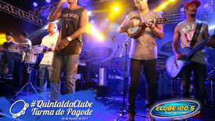 Foto Quintal da Clube com Turma do Pagode 7