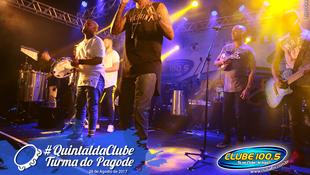 Foto Quintal da Clube com Turma do Pagode 10