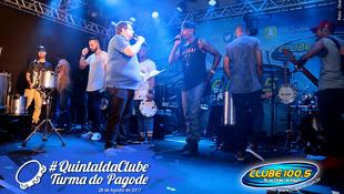 Foto Quintal da Clube com Turma do Pagode 12