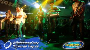 Foto Quintal da Clube com Turma do Pagode 18