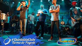 Foto Quintal da Clube com Turma do Pagode 27