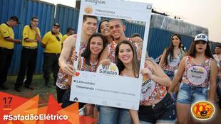 Foto Fotos da galera no #SafadãoElétrico 47