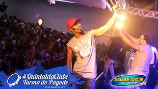 Foto Quintal da Clube com Turma do Pagode 31