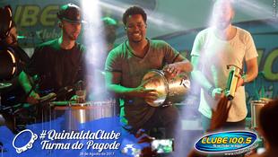 Foto Quintal da Clube com Turma do Pagode 36