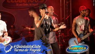 Foto Quintal da Clube com Turma do Pagode 42