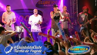 Foto Quintal da Clube com Turma do Pagode 44