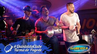 Foto Quintal da Clube com Turma do Pagode 47