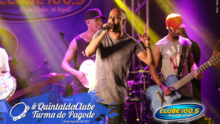 Foto Quintal da Clube com Turma do Pagode 50