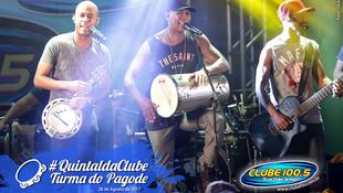 Foto Quintal da Clube com Turma do Pagode 53