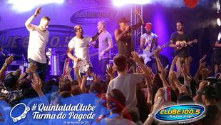 Foto Quintal da Clube com Turma do Pagode 64