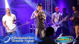 Foto Quintal da Clube com Turma do Pagode 65
