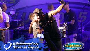 Foto Quintal da Clube com Turma do Pagode 67