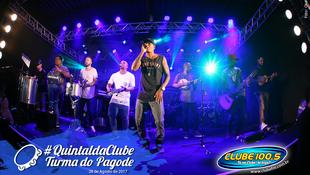 Foto Quintal da Clube com Turma do Pagode 71