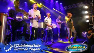 Foto Quintal da Clube com Turma do Pagode 82