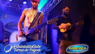 Foto Quintal da Clube com Turma do Pagode 84