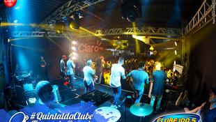 Foto Quintal da Clube com Turma do Pagode 115