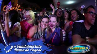 Foto Quintal da Clube com Turma do Pagode 117