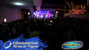 Foto Quintal da Clube com Turma do Pagode 118