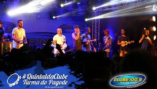 Foto Quintal da Clube com Turma do Pagode 120