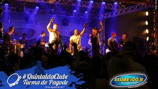 Foto Quintal da Clube com Turma do Pagode 121
