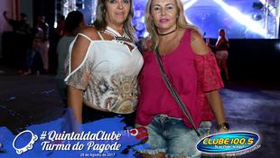 Foto Quintal da Clube com Turma do Pagode 126