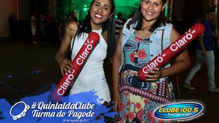 Foto Quintal da Clube com Turma do Pagode 130