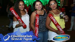 Foto Quintal da Clube com Turma do Pagode 133