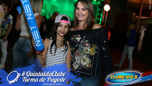 Foto Quintal da Clube com Turma do Pagode 135