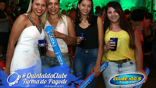 Foto Quintal da Clube com Turma do Pagode 136
