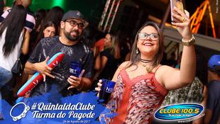 Foto Quintal da Clube com Turma do Pagode 139