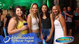 Foto Quintal da Clube com Turma do Pagode 141