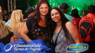 Foto Quintal da Clube com Turma do Pagode 142