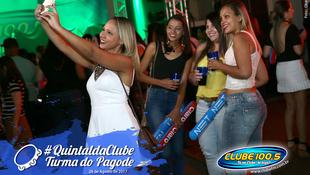 Foto Quintal da Clube com Turma do Pagode 144