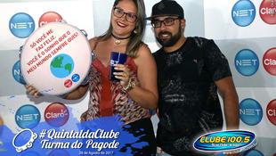 Foto Quintal da Clube com Turma do Pagode 145