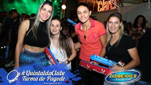 Foto Quintal da Clube com Turma do Pagode 151