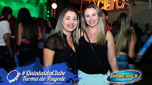 Foto Quintal da Clube com Turma do Pagode 152