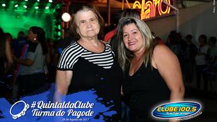 Foto Quintal da Clube com Turma do Pagode 154