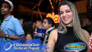 Foto Quintal da Clube com Turma do Pagode 155