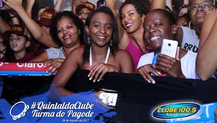 Foto Quintal da Clube com Turma do Pagode 158