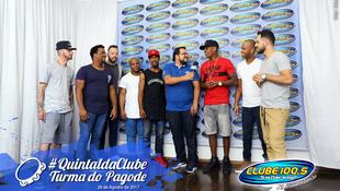 Foto Quintal da Clube com Turma do Pagode 161