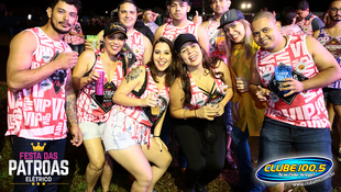 Foto Fotos da galera na #FestadasPatroasElétrico 1
