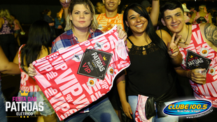 Foto Fotos da galera na #FestadasPatroasElétrico 276