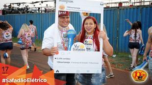 Foto Fotos da galera no #SafadãoElétrico 98